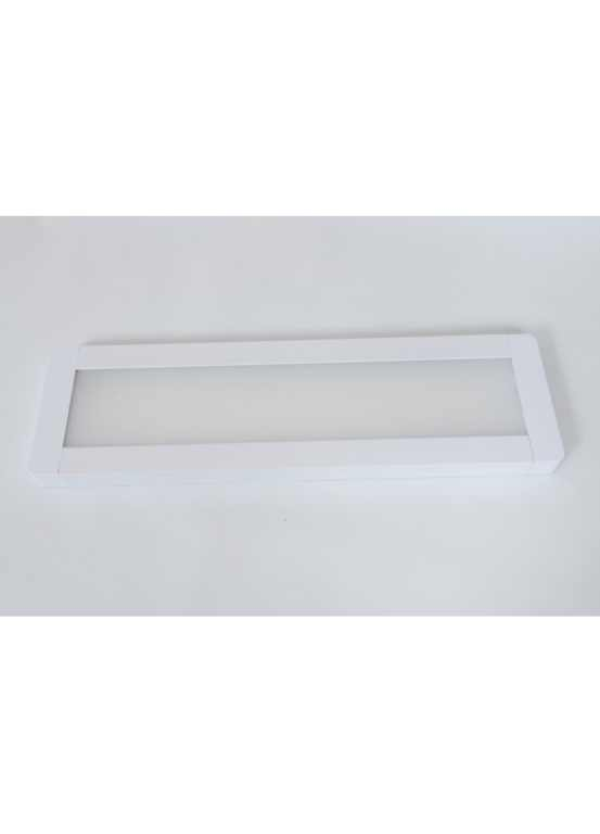 LED TL Opbouw Armatuur | 230 Volt | 25 Watt | 2100Lm | Warm Wit | 547x160x30mm | VV 2 x 18