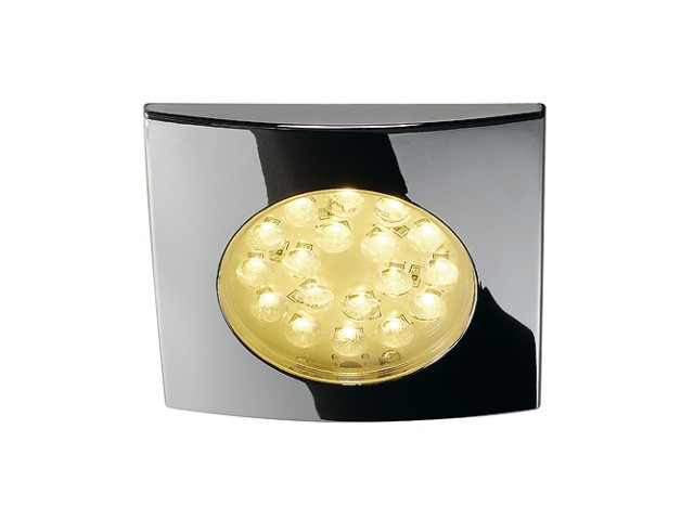 LED inbouwspot | 18 LEDs | Rond | 1,4 W | 12 Volt | Warm Wit | LW31