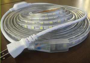 Budgetline | LED high Power LED strip  | 220 Volt | 230 watt | 50 Meter | Warm Wit