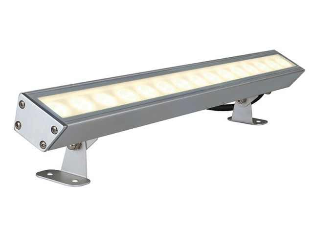 LED Powerbar | 350 mA  | 18 Watt | 18 Warm Wit | GALEN LED PROFIEL alu geanodiseerd