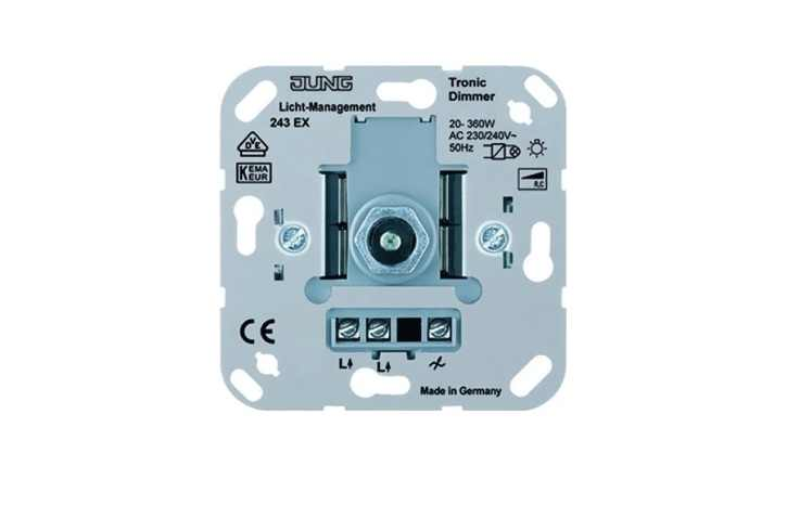 Dimmer | Jung 20-360 Watt | 220 Volt