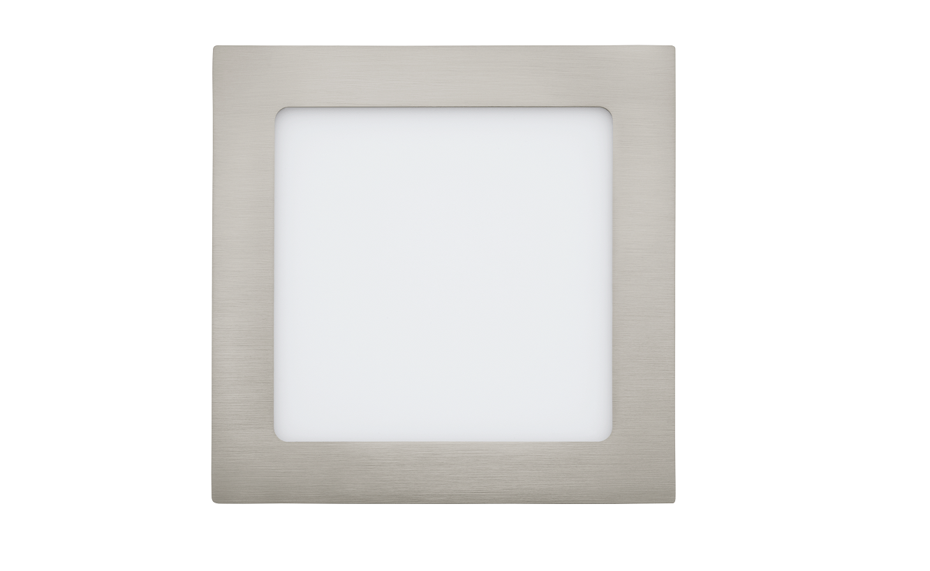 Eglo | LED Downlight | 220 Volt | 13 Watt | 1200 Lumen | Warm Wit | Nikkel