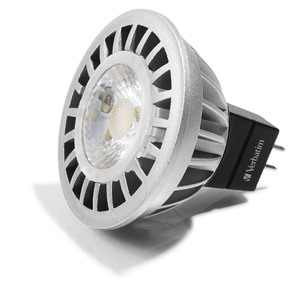 LED Spot (VERBATIM) | 12 Volt | 5,5 Watt | VV 40 Watt | Wit | MR16 | DIM