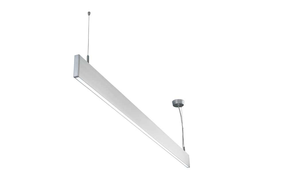 Designw@re | LED Hanglamp | 40 Watt | 150,4 cm | Warm Wit | LWALUHANG48