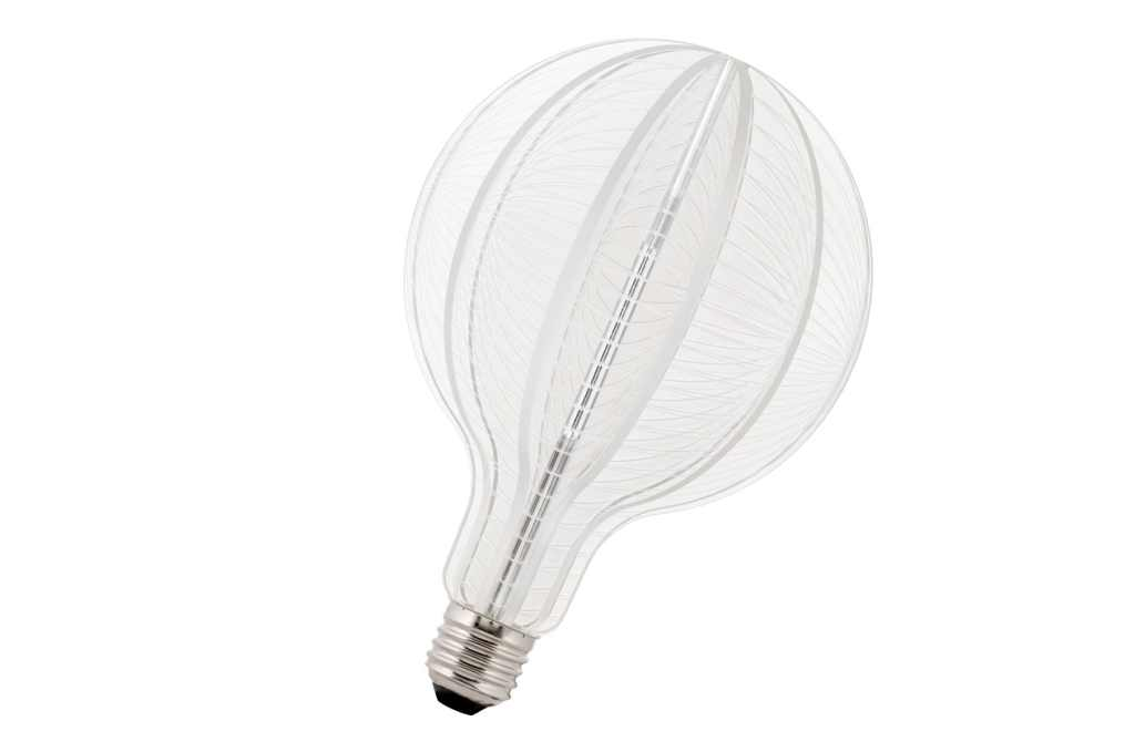 Bailey LED lamp | 230 Volt | LED Matrix Globe E27 2W 3300K