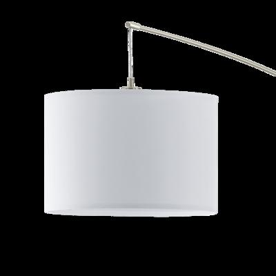 led staande lamp eglo eglo led vloerlamp 6 watt vloerlamp nadina ledw re led verlichting. Black Bedroom Furniture Sets. Home Design Ideas