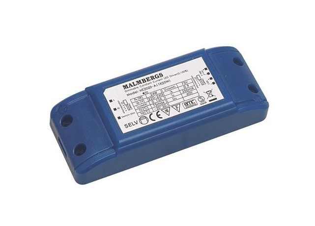 led driver 220 volt 350ma 20 watt 1 kanaal dimbaar direct leverbaar