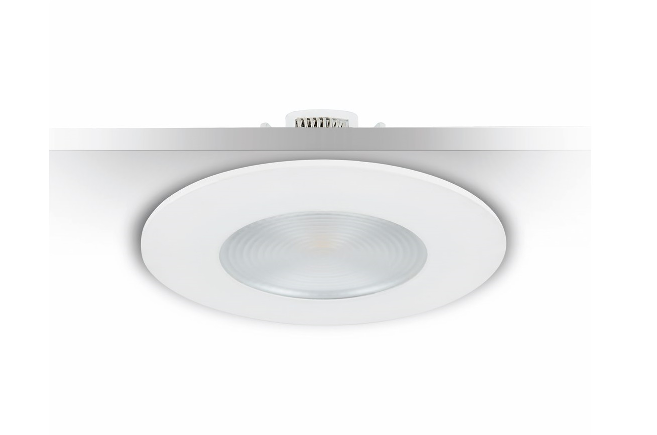 Malmbergs | LED Downlight | 220 Volt | 15 Watt | 1150 Lumen | Warm Wit | 215 mm