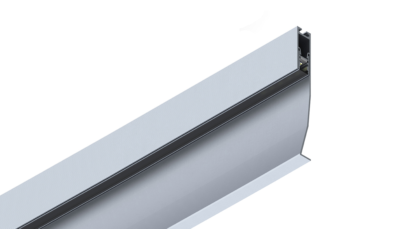 led wand baseboard led verlichting en energie zuinige verlichting van ledw re uw led. Black Bedroom Furniture Sets. Home Design Ideas