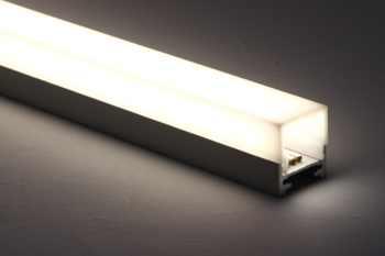 LED Profiel Pro Line ALU Square LED Verlichting en energie zuinige ...