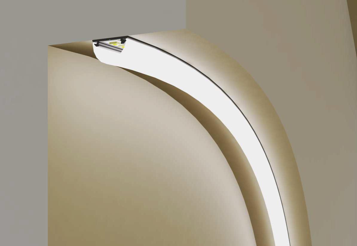LED ARC Profiel LEDware uw specialist in LEDverlichting LED Profiel ...