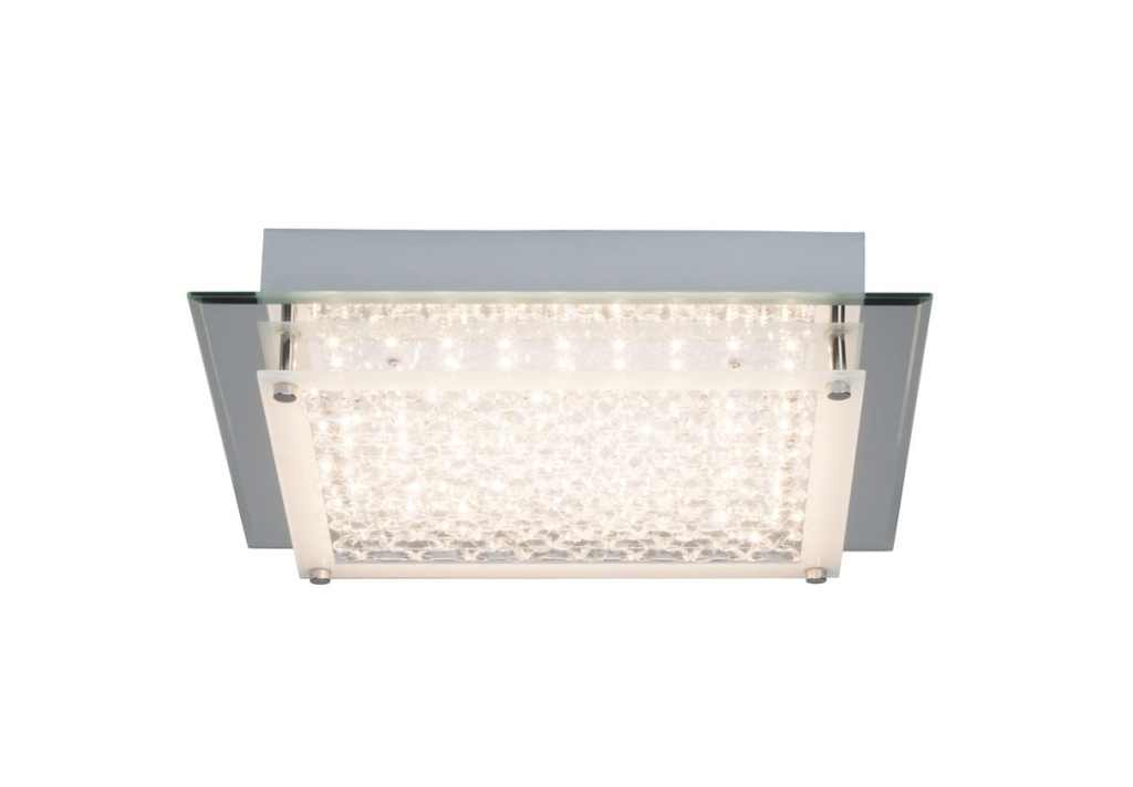 Brilliant Plafonniere  / wandlamp | 17 Watt | 335 x 335 mm | LED LARINA