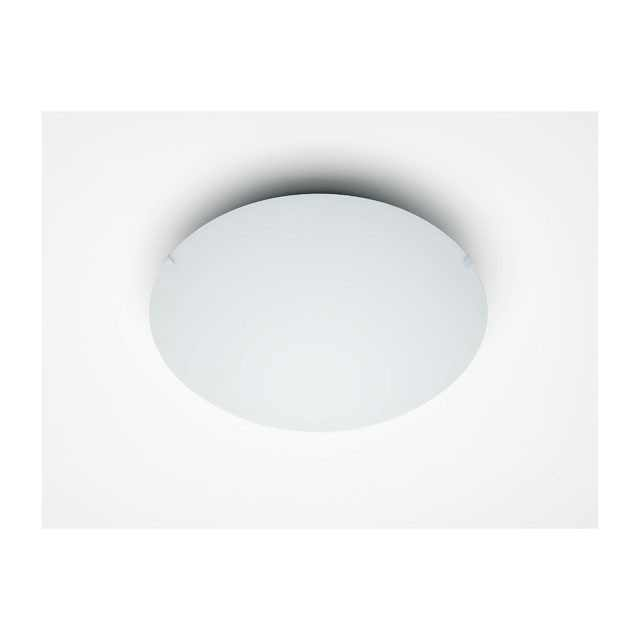 Brilliant Plafonniere  / wandlamp | 60 Watt Max | 250 mm | RHODOS | Wit