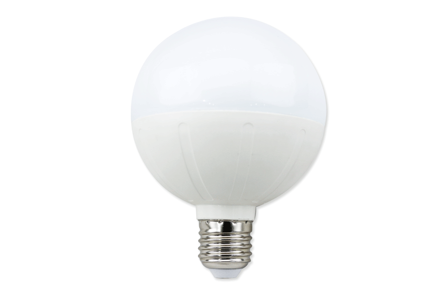 BudgetLine | LED Bol | 230 Volt | 15 Watt | 750 Lumen | VV 25 Watt | Warm Wit | E27