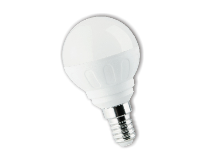 BudgetLine | LED Peer | 230 Volt | 3 Watt | 230 Lumen | VV 25 Watt | Warm Wit | E14