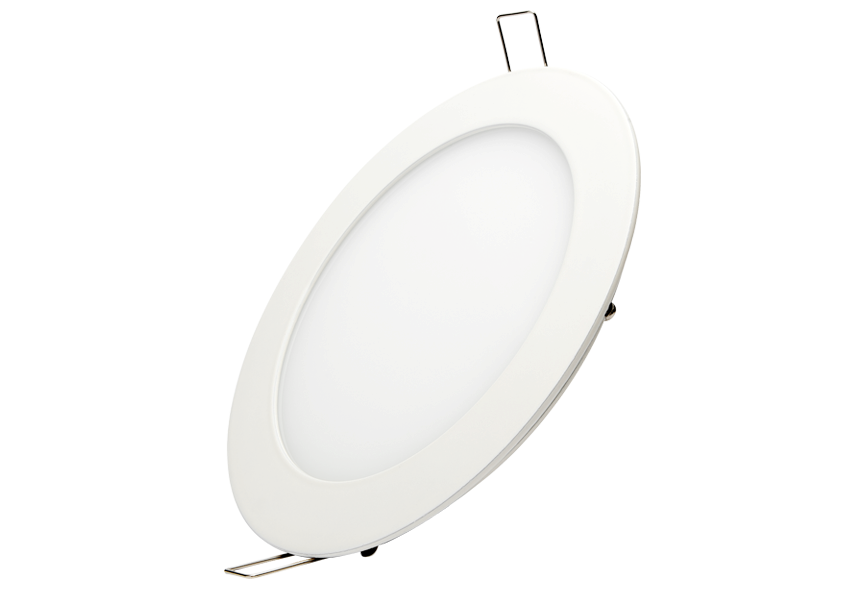 BudgetLine | LED Downlight | 220 Volt | 15 Watt | 750 Lumen | Warm Wit | 150 mm