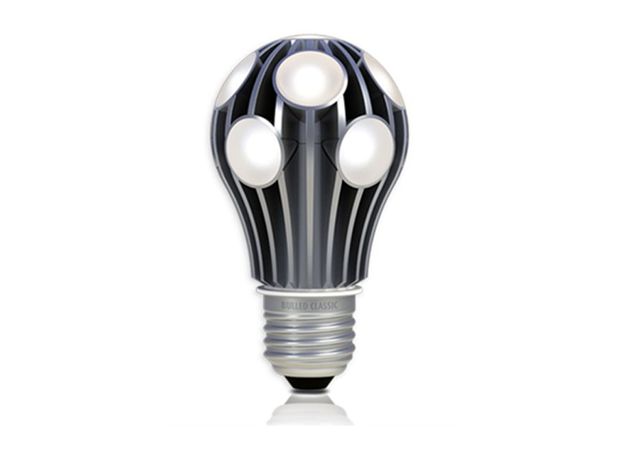 LED Lamp | 230 Volt | 11 Watt | VV 60 Watt | 700 lumen | Warm Wit | E27