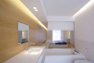 Badkamer LED Verlichting en energie zuinige verlichting van LEDw ...