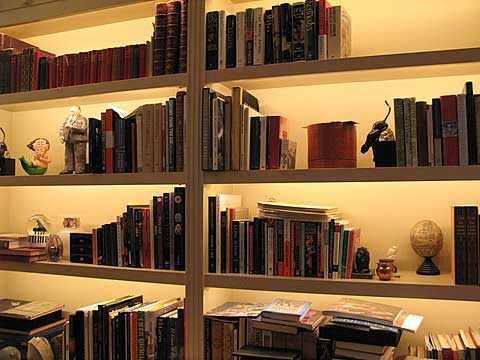 Boekenkast Led Verlichting En Energie Zuinige Verlichting