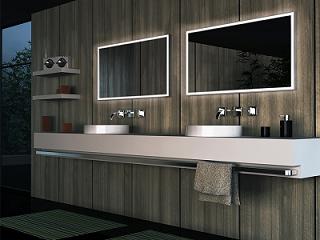 Spiegel Voor Badkamer : Badkamer led verlichting en energie zuinige verlichting van ledw