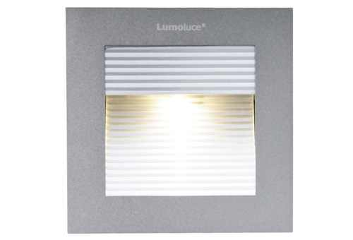 LEDw@re | LED wandarmatuur | 1 LEDs | vierkant | Wall0 334