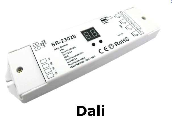LED Dali Dimmers