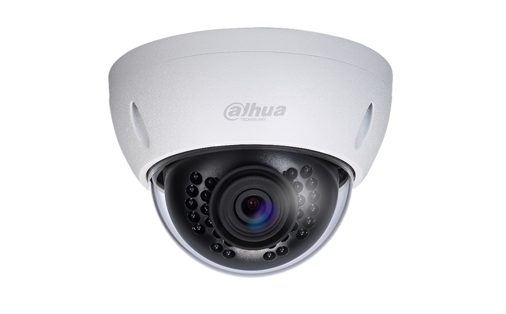 Dahua 2MP IP DH-IPC-HDBW1230EP-0280B-S3  2.8mm Dome Camera PoE