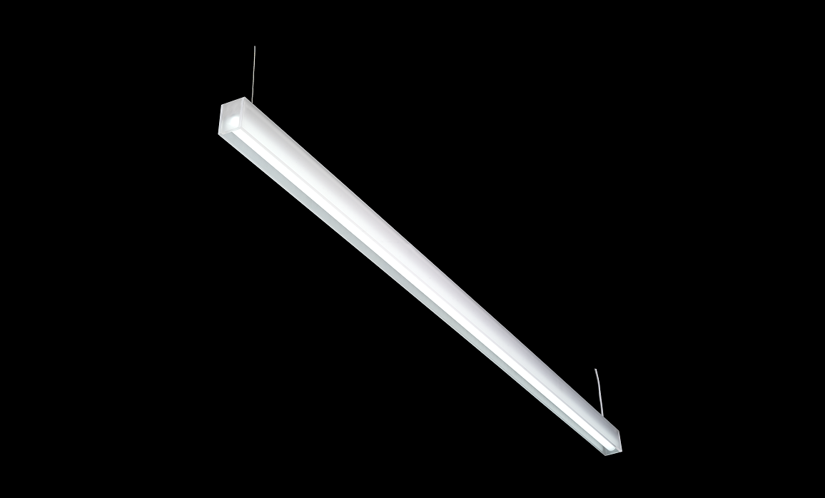 Designw@re | LED Hanglamp | 18 Watt | 152 cm | Warm Wit | LWALUHANG10.W
