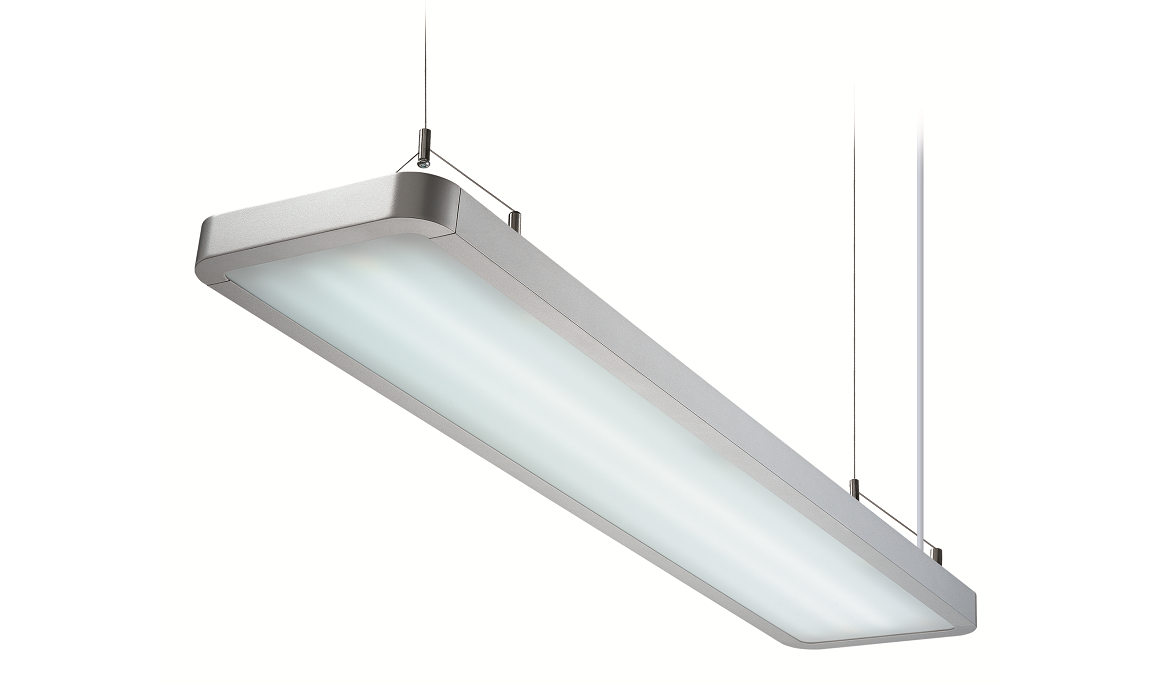 Designw@re | LED Hanglamp | 72 Watt | 1596 cm | Warm Wit | LWALUHANG11