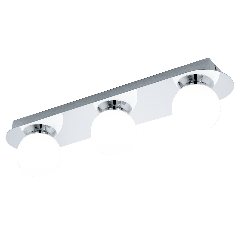 Eglo led verlichting en energie zuinige verlichting van ledwre eglo plafonniere wandlamp 10 watt 450 x 100mm led mosiano parisarafo Images
