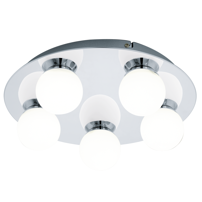 Eglo led verlichting en energie zuinige verlichting van ledwre eglo plafonniere wandlamp 12 watt 350mm led mosiano parisarafo Images