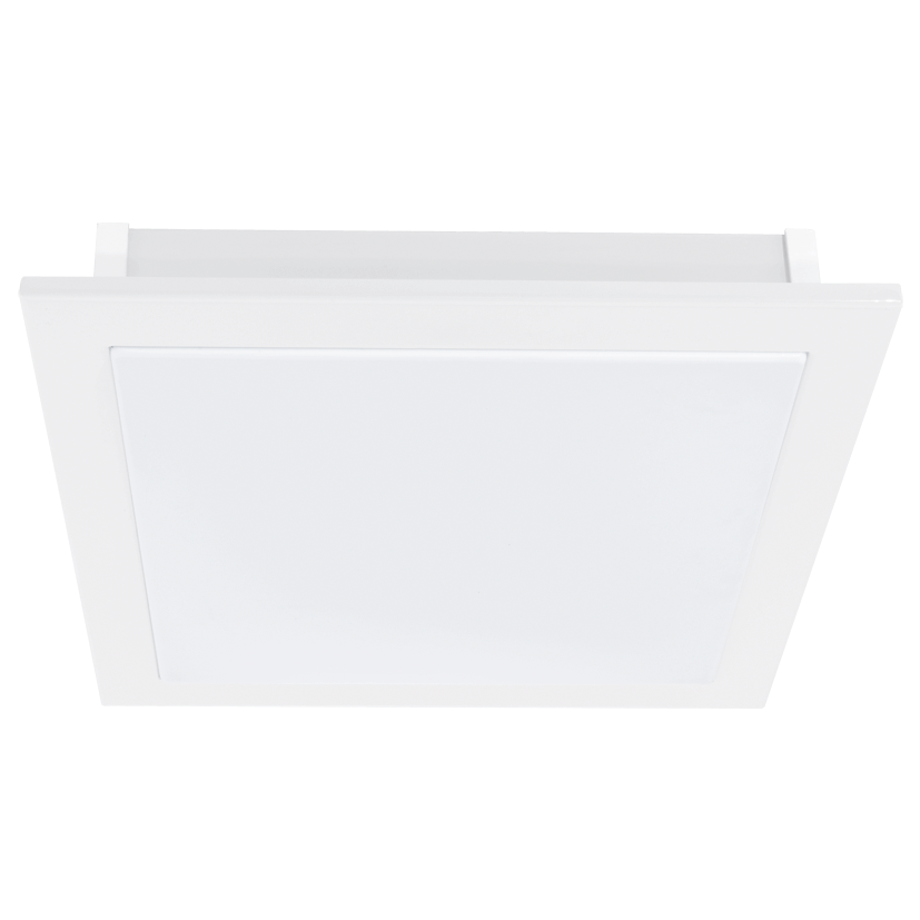 Eglo Plafonniere / wandlamp | 18 Watt | 385 x 385 mm | LED AURIGA | Warm Wit
