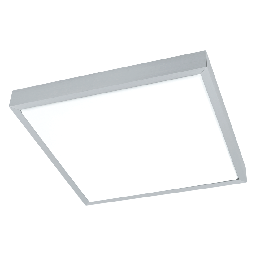 Eglo Plafonniere / wandlamp | 18 Watt | 380 x 380 mm | LED IDUN 1 | Warm Wit