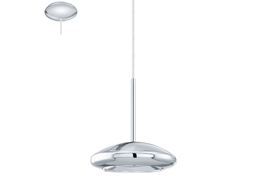 Eglo | Chrome LED Hanglamp | 4,5 Watt | TARUGO