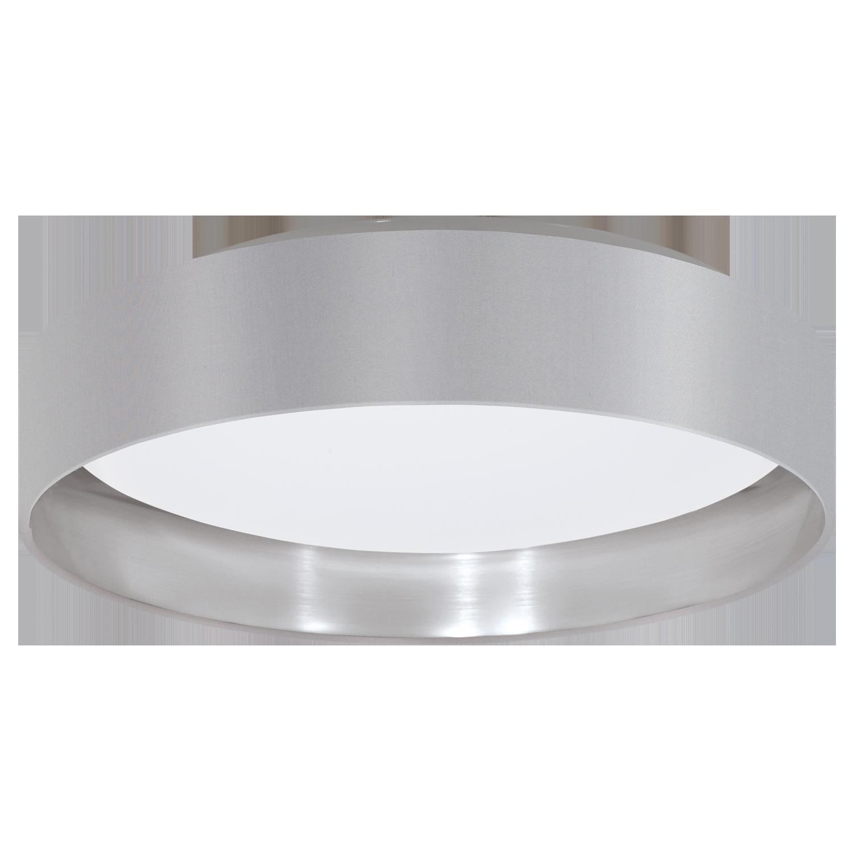 Sort2a page1 eglo led verlichting en energie zuinige eglo plafonniere 18 watt 405 mm led maserlo grijs parisarafo Images