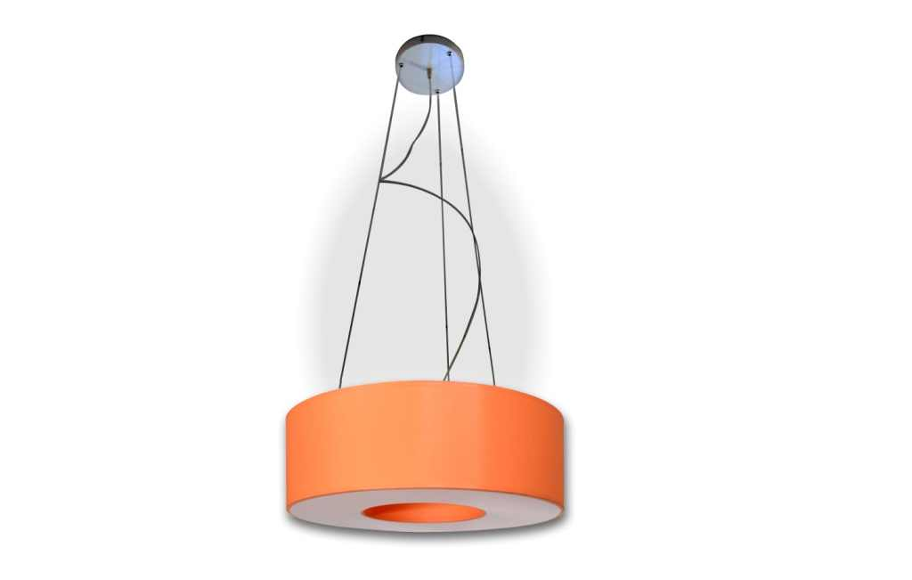 LED Hanglamp | 12 Watt |  DOLED® Oranje