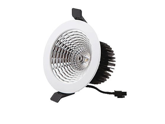 Interlight | Camita | LED inbouwspot | 1 LED spots | 1044 Lumen | 17 Watt