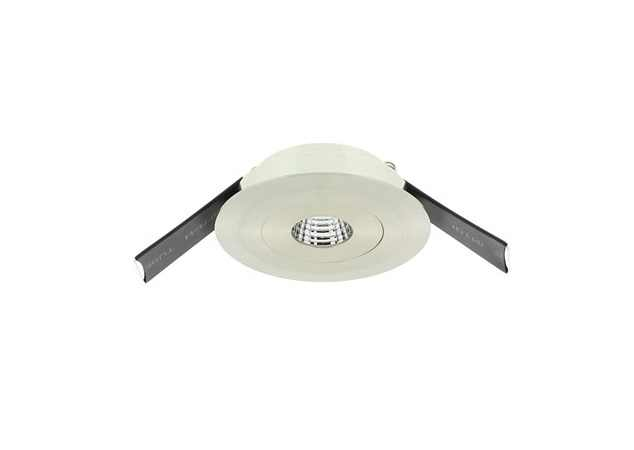 Lumiko | LED inbouwspot | 1 LED spots | 310 Lm | Warm wit | De Siena Fixed