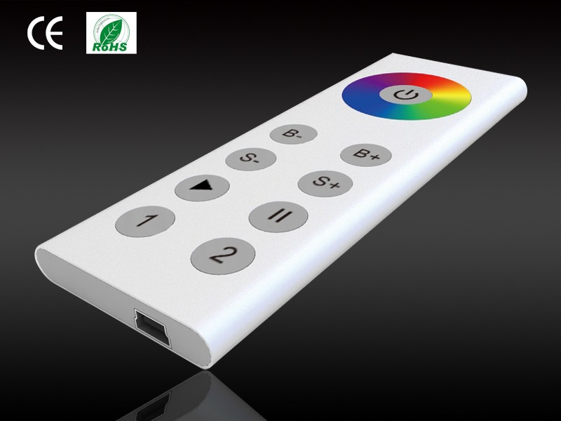 LEDware RGBw@re | RGB LED Controller Set | 2 Zone | 3 x 60 Watt | 12-36 Volt | met afstand