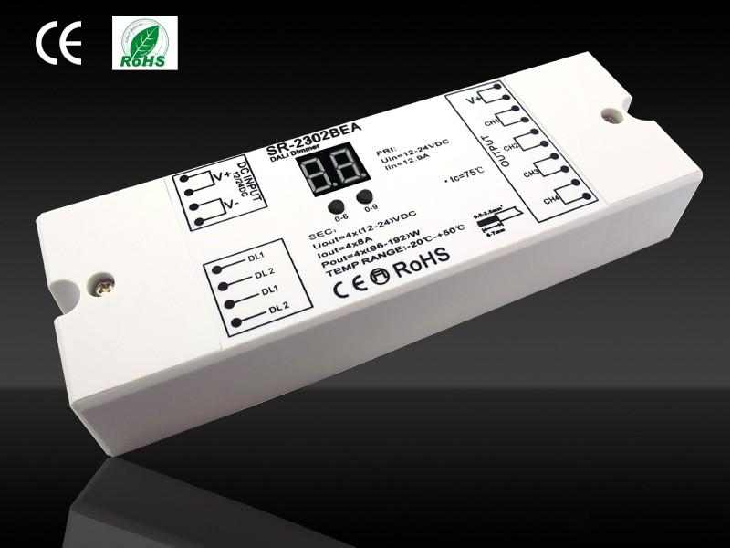 LEDware DALIw@re LWSR-2302BEA LED Controller | DALI | 4 x 192 Watt