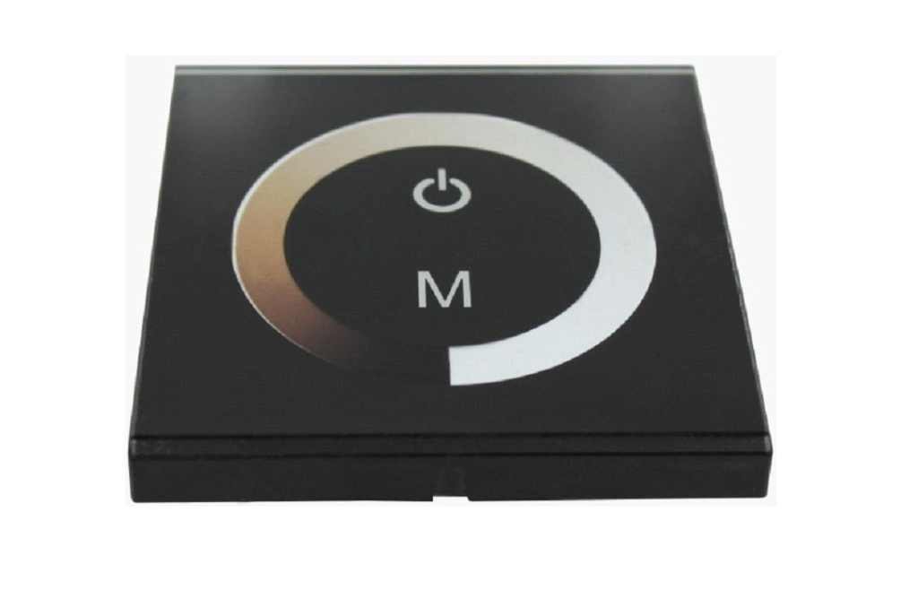 LED Dimmer |  DIMw@re Controller | 1 x 4 Ampere | 12-24 Volt | Wallpanel 06