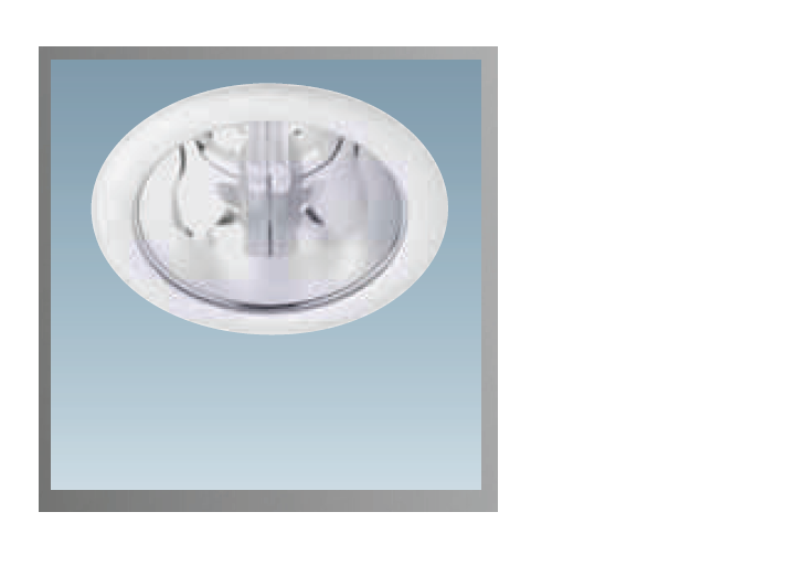 LED Downlight | 220 Volt | E27 Fitting | 200mm