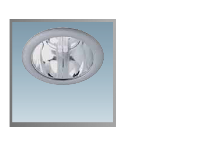 LED Downlight | 220 Volt | E27 Fitting | 150mm