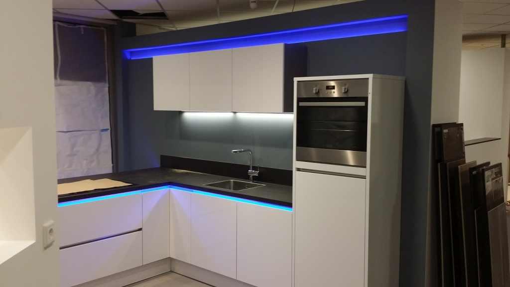 Aanrecht verlichting LED Verlichting en energie zuinige verlichting ...