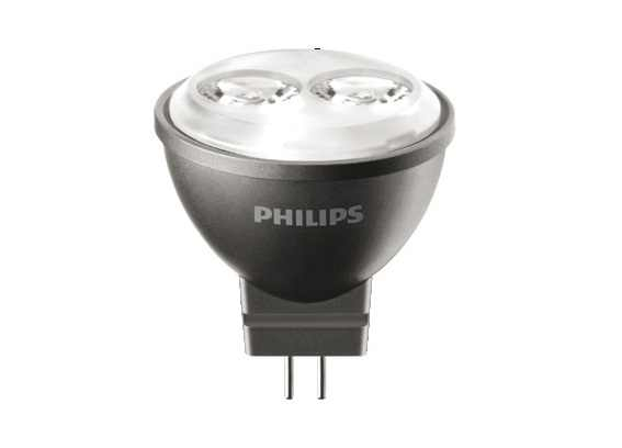 LED steeklampje | 12 Volt | 2 LED | 4 W | VV 20 W | Warm Wit | GU4 | MR11 | 24 graden