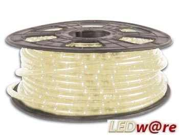 LED Lichtslang | Per 1 Meter | Warm Wit