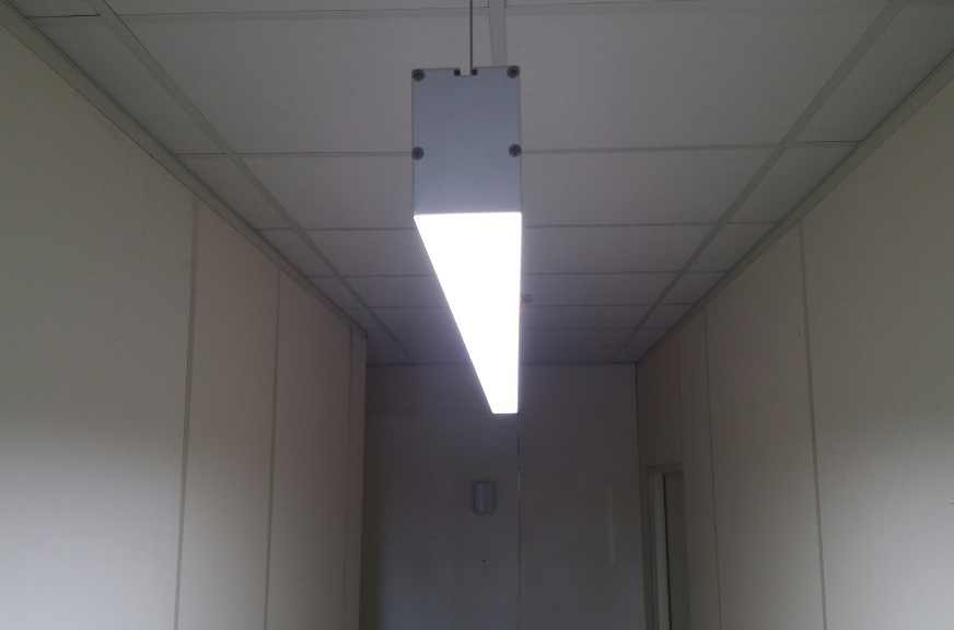 LED TL | Hang | Type LINEAR | 150 Cm | DagLicht Wit | 48 Watt | 220 Volt