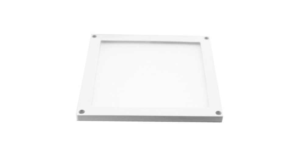 LED Module | Type THIN | 100 x 100 x 5 mm | Warm Wit 2700k | 3 Watt | 12 Volt | 180 Lumen