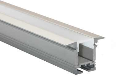 Led profiel pro line alu 25 mm inbouw ledware uw specialist in