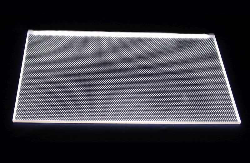 LED Paneel Kit | Wit | 945 x 125 x 10 mm